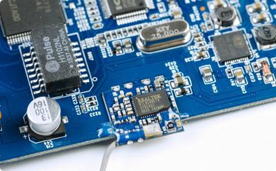 基于ICplus公司的IP113为核心的以太网无线通信系统